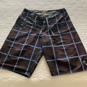 Lost surfing trunks